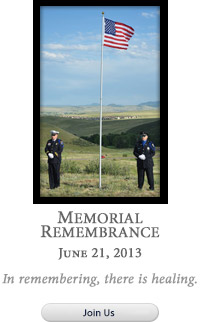 2013 Remembrance Ceremony