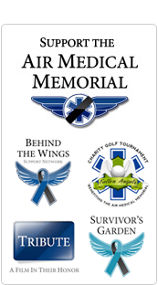 Air Medical Memorial Initiatives